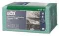 Skládané textilní utěrky Tork - W8, zelené, 40 ks