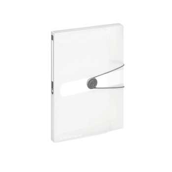 Box na dokumenty s gumičkou Herlitz Easy Orga - A5, čirý