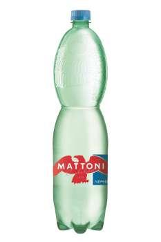 Minerální voda Mattoni - neperlivá, 6 x 1,5 l