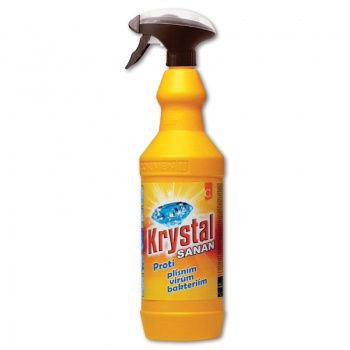 Prostředek Sanan proti plísním - Krystal, 1 l