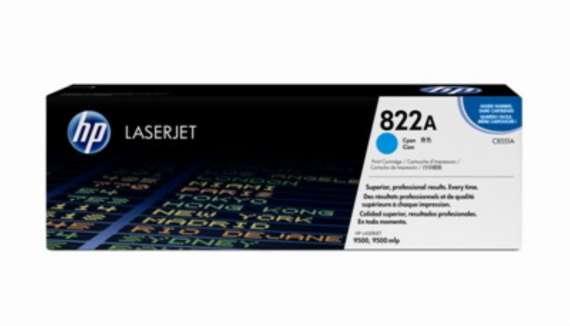 Toner HP C8551A - azurový