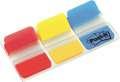 Záložky Post-it supersilné, červená/žlutá/modrá