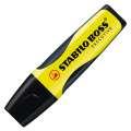 Zvýrazňovač Stabilo Boss Executive, žlutý