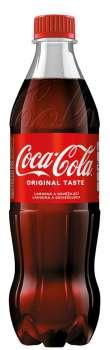 Coca Cola - plast, 12 x 0,5 l