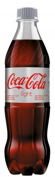 Coca Cola Light - 12 x 0,5 l, plast