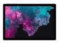 Microsoft Surface Pro 6, platinová (LQH-00004)