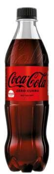 Coca-Cola Zero - 12 x 0,5 l