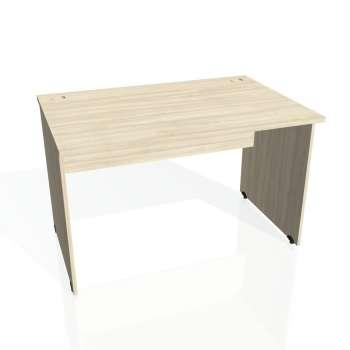 Psací stůl Hobis GATE GS 1200, akát/akát