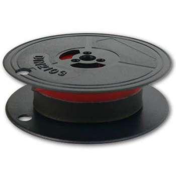 Barvicí páska DIN 1 do psacího stroje, 13x10, černá