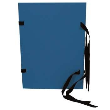 Desky prešpánové spisové A4, modré