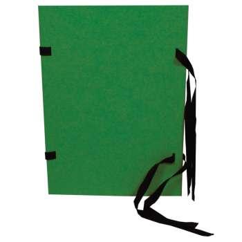 Prešpánové Spisové desky A4, zelená