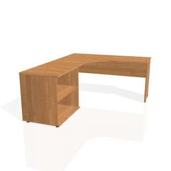 Psací stůl Hobis GATE GE 60 H pravý, olše/olše