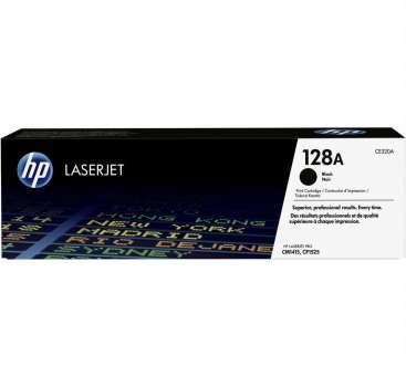 Toner HP CE320A/128A - černá
