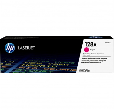 Toner HP CE323A/128A - purpurový