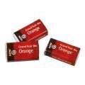 Čokoládky Gepa - Fairtrade, hořké s pomerančem, 3 g, 100 ks