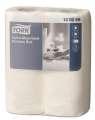 Kuchyňské utěrky Tork - 2vrstvé, bílé, 2 role