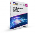Bitdefender Total Security 2020 pro 5 zařízení na 1 rok (BOX)