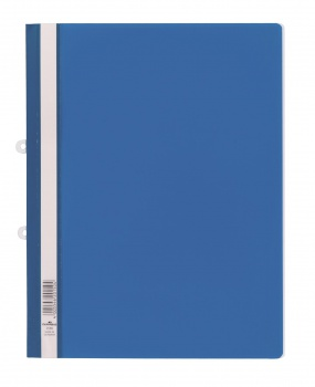 Desky Durable závěsné s rychlovazačem A4, modré