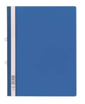 Závěsné desky Durable  s rychlovazačem A4, modrá