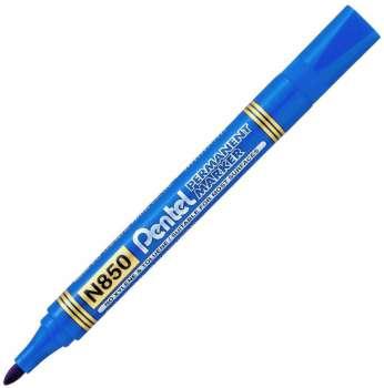 Popisovač permanentní Pentel N850 - 4,2 mm, modrá