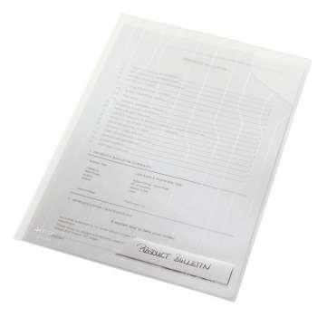 Desky Leitz Combifile závěsné A4, transparentní