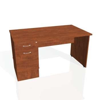 Psací stůl Hobis GATE GSK 1400 22, calvados/calvados