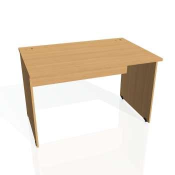 Psací stůl Hobis GATE GS 1200, buk/buk