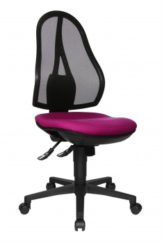 Kancelářská synchronní židle Open Point - fialová