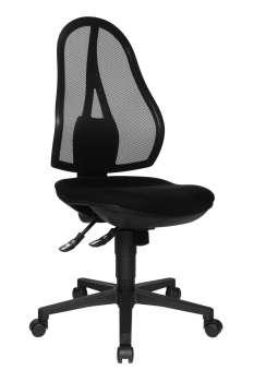 Kancelářská synchronní židle Open Point - černá