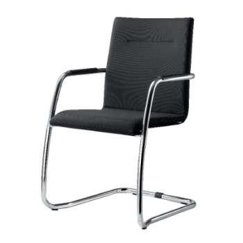 Konferenční židle Stream - černá