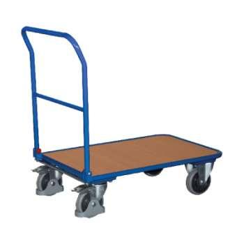 Manipulační vozík - sklápěcí rukojeť