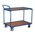 Manipulační vozík - policový, nosnost 250 kg