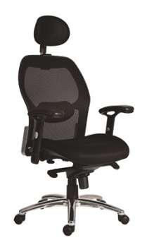 Kancelářská židle Office Depot Solid - černá