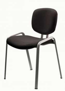 Konferenční židle Isy 45 - šedá