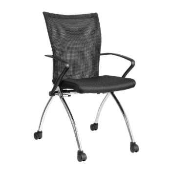Konferenční židle Ergosit - černá