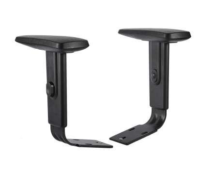 Nastavitelné područky k židli Asyn 1540 - černé