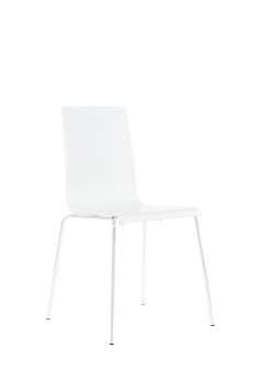 Konferenční a jídelní židle Laura - bílá