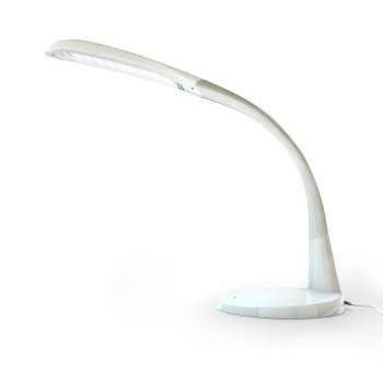 Polohovatelná stolní lampa Alfa 1100 - bílá