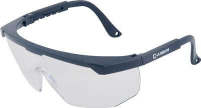 Ochranné brýle V2011  - čiré, tmavě modrá  rámečky