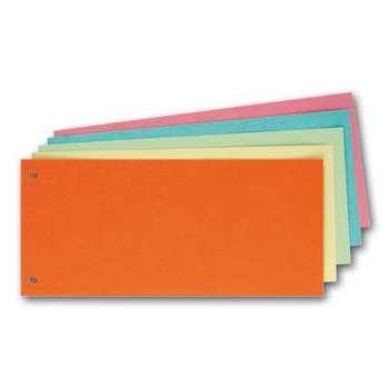 Rozřazovače Office Depot - oranžové, 100 ks