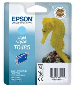 Cartridge Epson T048540 - světle azurová