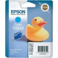 Cartridge Epson T055240 -  azurová