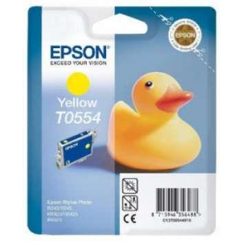 Cartridge Epson T055440 - žlutá