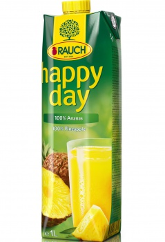 Džus HAPPY DAY - ananas, 1 l