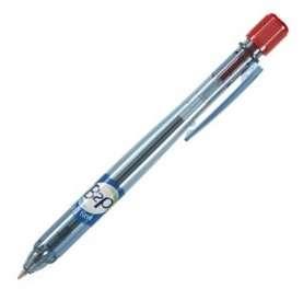 Kuličkové pero  Pilot B2P - červená