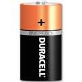 Baterie alkalické DURACELL Basic 1,5 V D, 2ks