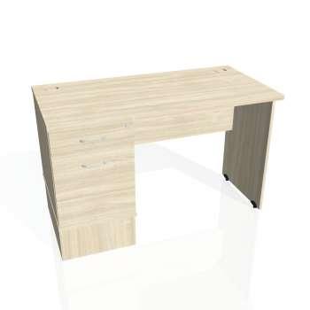 Psací stůl Hobis GATE GEK 1200 22, akát/akát