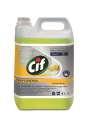 Čisticí prostředek na povrchy Cif Professional - lemon, 5 l