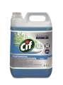 Profesionální čistící prostředek Cif - na okna a povrchy, 5 l