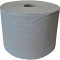 Ručníky papírové v roli, dvouvrstvé, bělený recykl, 2 role